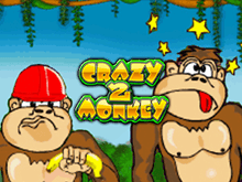 В Crazy Monkey 2 играть на деньги