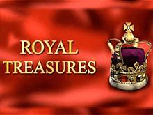 Royal Treasures - играть на деньги