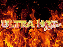 В онлайн казино Ultra Hot Deluxe