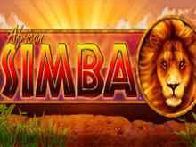В онлайн казино автоматы African Simba