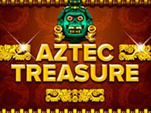 Играть на деньги в автоматы Aztec Treasure