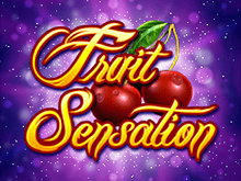 В онлайн казино автоматы Fruit Sensation