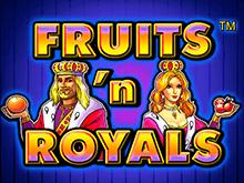 Играть на деньги в автоматы Fruits And Royals