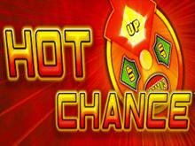 В онлайн казино автоматы Hot Chance