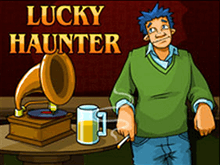 В онлайн казино автоматы Lucky Haunter