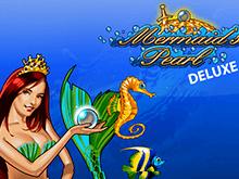 Играть на деньги в автоматы Mermaid's Pearl Deluxe