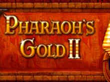 Играть на деньги в автоматы Pharaohs Gold 2