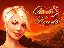 В игровом клубе онлайн автоматы Queen Of Hearts
