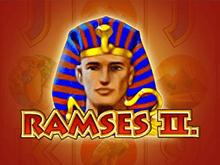 В игровом клубе онлайн автоматы Ramses II
