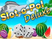 Играть на деньги в аппараты Slot-O-Pol Deluxe