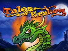 В игровом клубе онлайн аппараты Tales Of Krakow