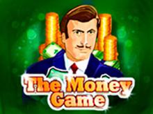 В игровом клубе онлайн автоматы The Money Game