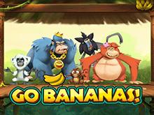Играть на деньги в автомат Вперед Бананы онлайн