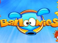 Balloonies - игровой онлайн автомат на реальные деньги