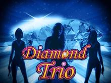 Diamond Trio – игровой онлайн-автомат от Novomatic