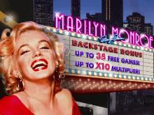 Игровой аппарат Marilyn Monroe в казино 777