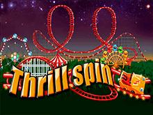 Виртуальный онлайн-автомат Thrill Spin от Netent