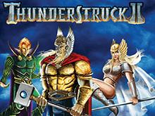 Играть в аппарат Thunderstruck II в казино 777