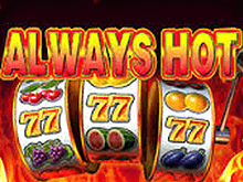 Играть в аппарат Always Hot в казино 777