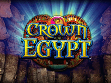 Автомат Crown Of Egypt в игровом казино 777
