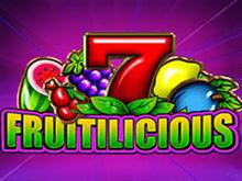 Играть в автомат Fruitilicious в казино 777