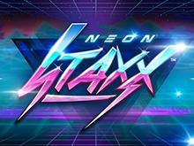 Казино 777 презентует автомат Neon Staxx