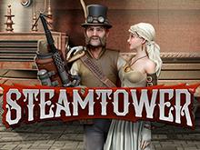 Steam Tower – игровой автомат в онлайн казино 777