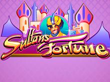 Виртуальный онлайн-автомат Sultans Fortune от Playtech