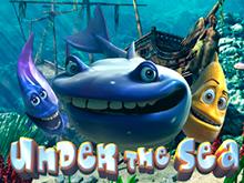 Under The Sea – онлайн-аппарат в игровом казино 777