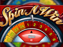 Spin A Win от Playtech - игровые автоматы с крупными выплатами при каждом вращении барабанов