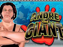 Играйте в виртуальный онлайн-гаминатор Andre The Giant от Microgaming