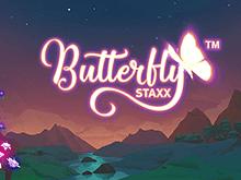 Играйте в новый аппарат 777 Butterfly Staxx