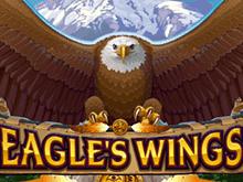На игровом портале онлайн-аппарат 777 Eagles Wings