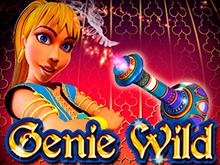 Играть в автомат Genie Wild онлайн на деньги