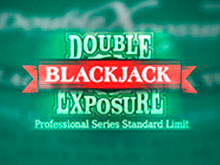Игровой автомат Double Exposure Blackjack Pro Series онлайн