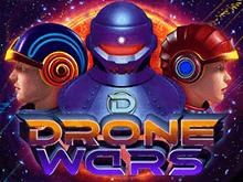 Играть в автомат Drone Wars онлайн на деньги