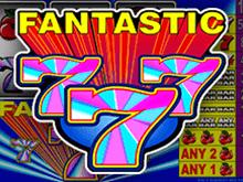 Играть в автомат Fantastic Sevens онлайн с выводом