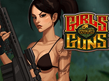 Играть в гаминатор Girls With Guns - Jungle Heat