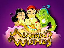 Играть в игровой автомат Aladdins Wishes онлайн
