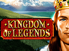 Онлайн-аппарат Kingdom Оf Legends в казино 777