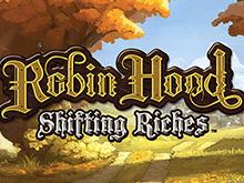 Robin Hood Shifting Riches от NetEnt онлайн