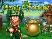 Plenty O'Fortune от Playtech – виртуальный интернет-слот онлайн