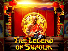 The Legend Of Shaolin от Evoplay
