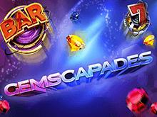 Gemscapades от Betsoft игровой азартный автомат